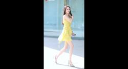 สาวสวยเกาหลีโคตรน่าเย้ดเงี่ยนมากจริงๆ
